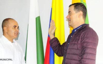 Alejandro Restrepo, nuevo gerente de la ESE Hospital Santa Isabel