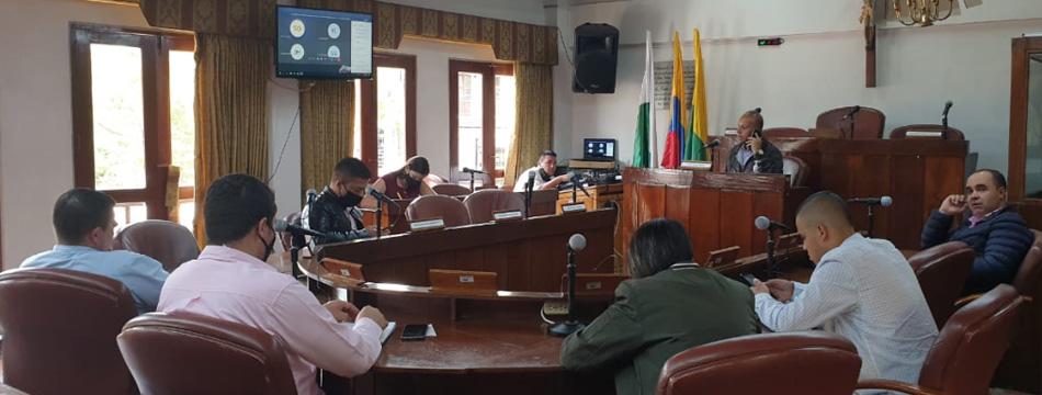 Avanza la activación del Consejo Municipal de paz, reconciliación, convivencia y derechos humanos