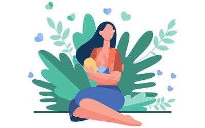 En agosto se celebra la Semana Mundial de la Lactancia Materna