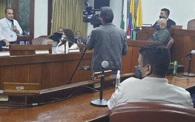 Inició el tercer periodo de sesiones ordinarias del Concejo Municipal