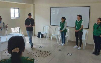 Se llevó a cabo en San Pedro la Pastoral Educativa de Coredi