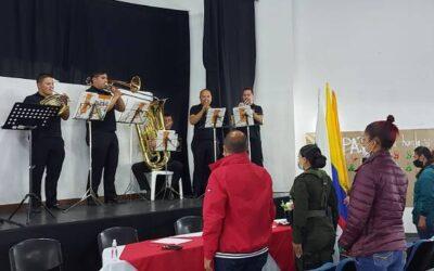 Con acto simbólico, se conmemoró en San Pedro el Día Nacional de la Memoria y la Solidaridad con las Víctimas