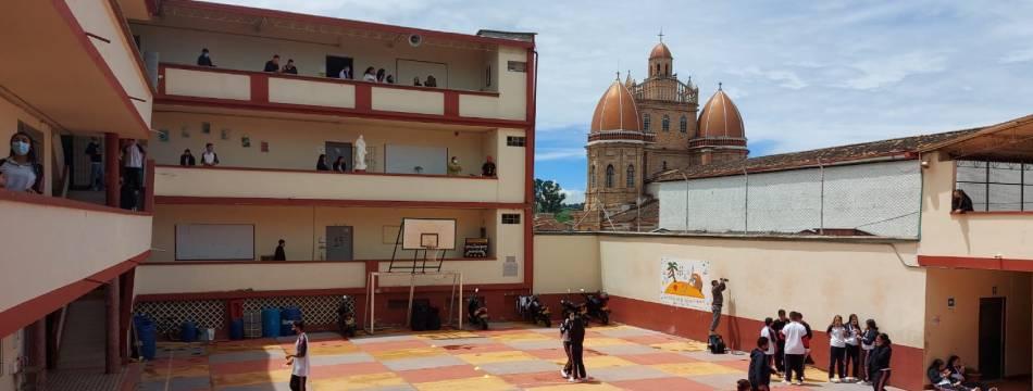 Recursos, sede educativa, sostenimiento del Ciclo Pedagógico, preocupaciones de la Escuela Normal