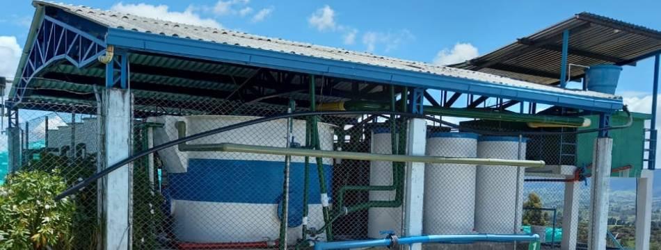Disponibilidad de agua limitada en acueductos rurales ante incremento de la población en San Pedro