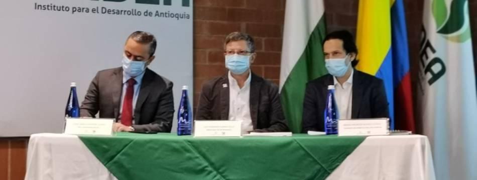 En Antioquia se celebró el Día Internacional de la Paz